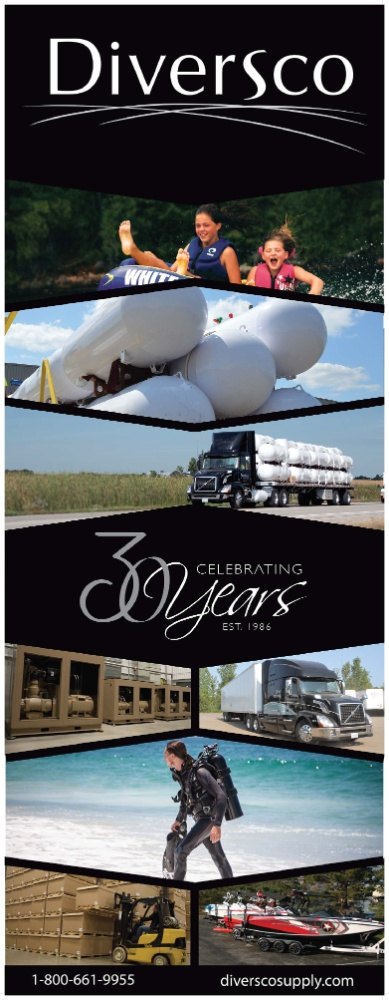 "Diversco Holds 30th anniversary ""Customer Appreciation Day!"""
